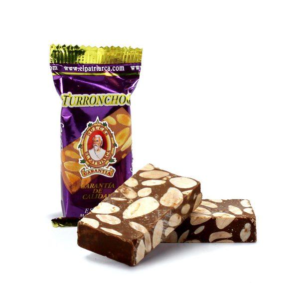 turron de chocolate el patriarca valencia